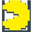 Pacman, on of Hypertexthero's Follower emotes in testing!