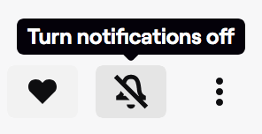 Turn off Twitch notifications.